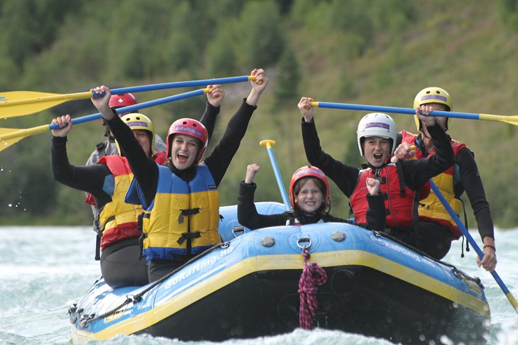 Family Rafting in Sjoa, Package provided by GoRafting.